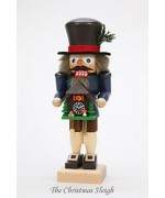 TEMPORARILY OUT OF STOCK - Black Forest Fellow with Cuckoo Clock Christian Ulbricht