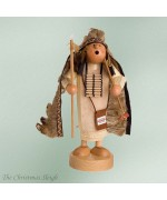 TEMPORARILY OUT OF STOCK - KWO Smokerman Native American Chief