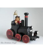 KWO Smokerman Train Conductor - FD