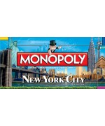 TEMPORARILY OUT OF STOCK - New York Monopoly