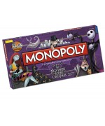 TEMPORARILY OUT OF STOCK  A Nightmare Before Christmas Monopoly