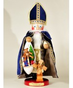 TEMPORARILY OUT OF STOCK <BR>Dutch Sinter Klaas' Christmas Legends Series Christian Steinbach