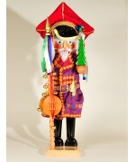 TEMPORARILY OUT OF STOCK - Polish Santa Musical Christmas Legends Series Christian Steinbach