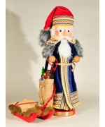 TEMPORARILY OUT OF STOCK <BR><BR> 'Scandanavian Santa' Musical Christmas Legends Series Christian