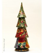 Christmas Tree Bottle Holder G. Debrekht - TEMPORARILY OUT OF STOCK