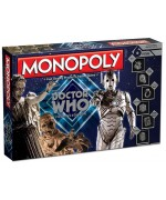 TEMPORARILY OUT OF STOCK - Doctor Who Villains Monopoly