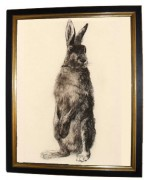 'Standing Hare'