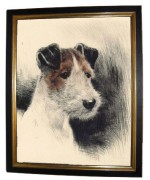 TEMPORARILY OUT OF STOCK - 'Fox Terrier'