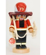 Chubby Fireman Christian Steinbach