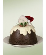 Mouse in Plum Pudding