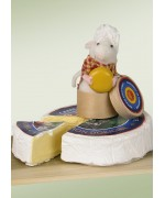 Mouse on Cheese Tray
