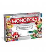 TEMPORARILY OUT OF STOCK - Nintendo Monopoly
