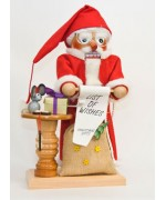 TEMPORARILY OUT OF STOCK The Wish List Santa Musical Christian Steinbach