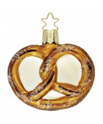 TEMPORARILY OUT OF STOCK - Inge-Glas Ornament Ein Pretzel
