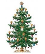 TEMPORARILY OUT OF STOCK - Wilhelm Schweizer Weihnachtsbaum Christmas Tree