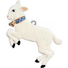 Wilhelm Schweizer Easter Oster Pewter Easter Lamb