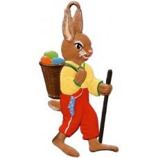 Wilhelm Schweizer Easter Oster Pewter Easter Egg Bunny