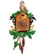 Cuckoo Clock Hanging Ornament Wilhelm Schweizer