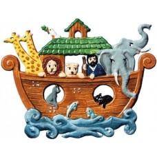 Noah's Ark Hanging Ornament Wilhelm Schweizer