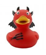 Devil Rubber Duck LILALU