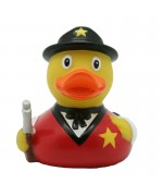 Sheriff Rubber Duck LILALU