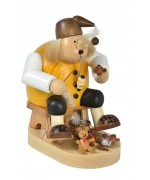KWO Smokerman Teddy Maker