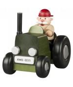 KWO Smokerman Mini Tractor Driver