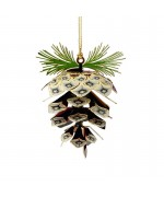 Sylvan Pine Cone Chem Art - TEMPORARILY OUT OF STOCK