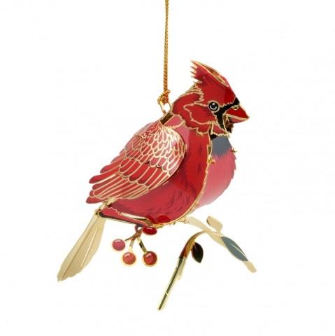 3D Cardinal Chem Art