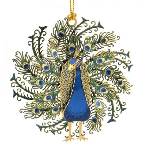 Peacock Chem Art