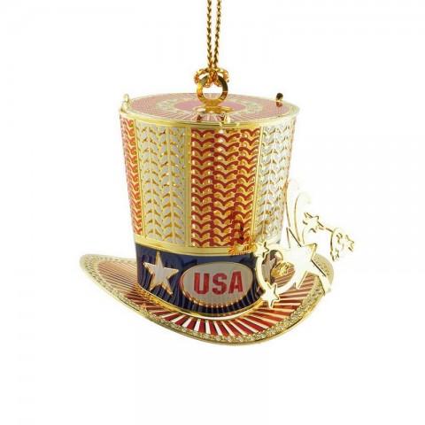 Uncle Sam Hat Chem Art