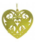 Filigree Heart Chem Art - TEMPORARILY OUT OF STOCK