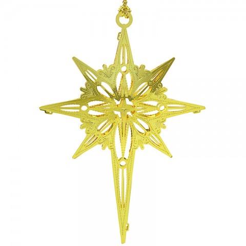 Bethlehem Star Chem Art