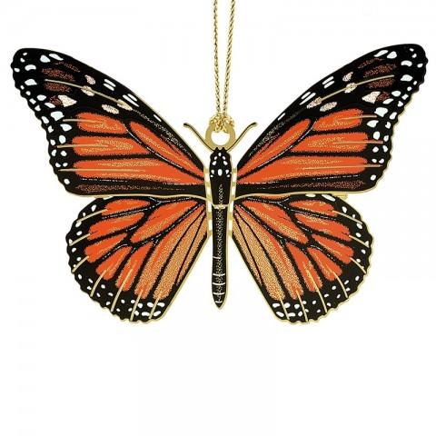 Monarch Butterfly Chem Art
