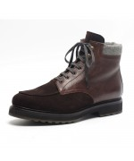 TEMPORARILY OUT OF STOCK - Dirndl + Bua Brown Leather Boot