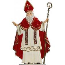 St. Nicolaus Christmas Pewter Wilhelm Schweizer