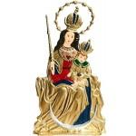 Andechser Madonna Christmas Pewter Wilhelm Schweizer