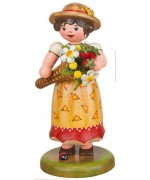TEMPORARILY OUT OF STOCK - Lisa Marie Original HUBRIG Wooden Figuren