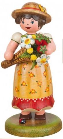 TEMPORARILY OUT OF STOCK - Lisa Marie Original HUBRIG Wooden Figuren