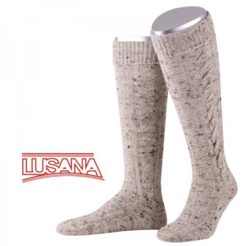 Lusana Bavarian SPORTSTUTZEN Knit Socks