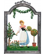 June Window Wall Hanging Wilhelm Schweizer