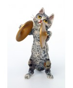 Vienna Bronze Cymbals Cat