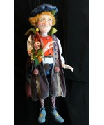 TEMPORARILY OUT OF STOCK - Jester Marionette