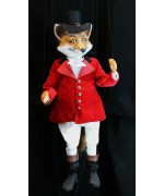 Master of the Hunt Fox Marionette