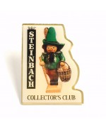 Steinbach Collector's Club Pin