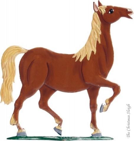 Schmaedl-Krippe Pewter Horse' Standing Pewter Wilhelm Schweizer