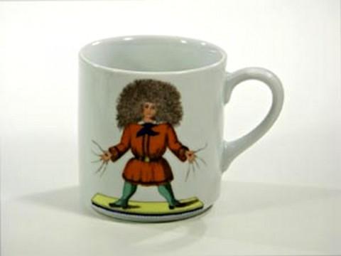 Struwwelpeter Mug 'Struwwelpeter' Shock-Headed Peter