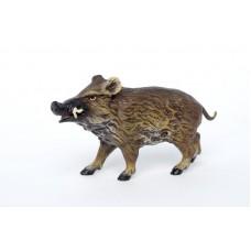 Vienna Bronze Standing Boar