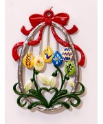 Easter Eggs  Easter Oster Pewter  Wilhelm Schweizer Pewter