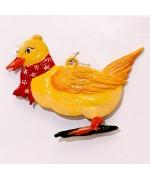 Duck  Easter Oster Pewter  Wilhelm Schweizer Pewter